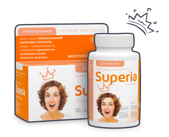 Superia for Woman