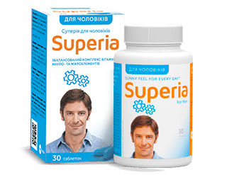 Superia For Men