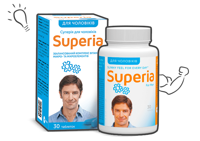 Superia for Men - image